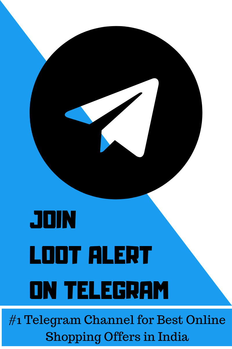 Loot Alert Telegram Channel